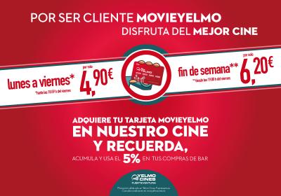 Movieyelmo cine al mejor precio centro comercial for Cines arenys precios