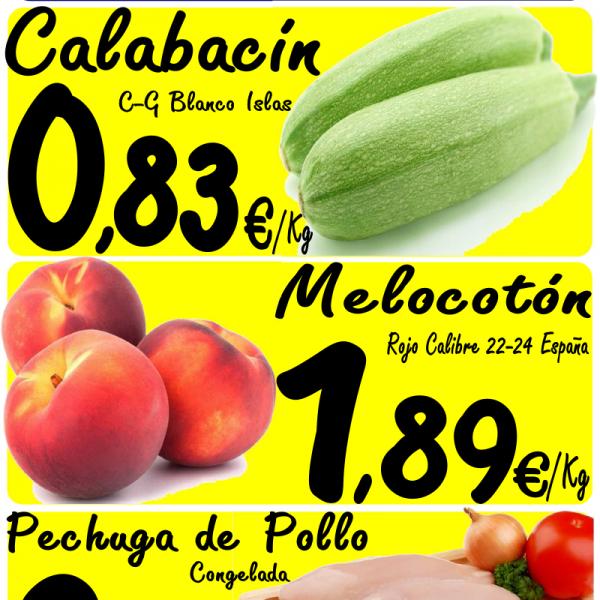 Ofertas semanales de Padilla Supermercados (válidas desde el 20 al 26 de junio, 2016) Centro Comercial Atlántico Fuerteventura,