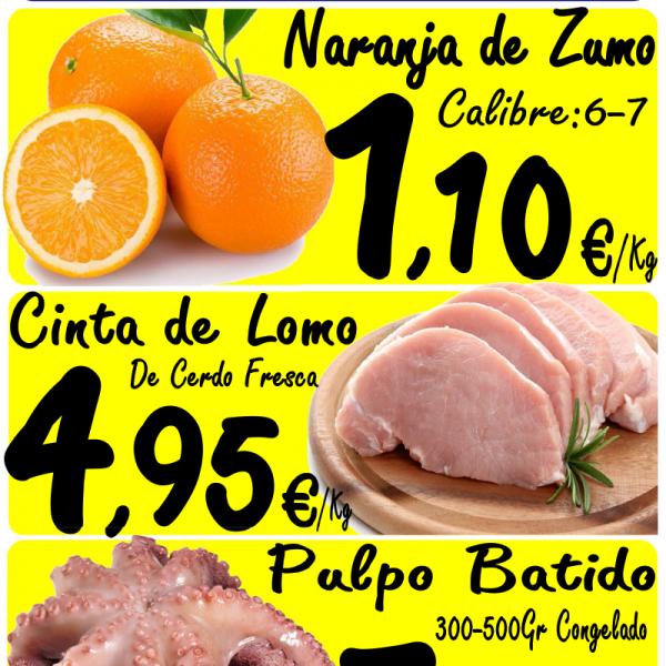 Ofertas semanales de Padilla Supermercados (válidas desde el 27 de junio al 3 de julio, 2016) Centro Comercial Atlántico Fuerteventura