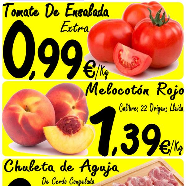 oferta Padilla Supermercados, en el Centro Comercial Atlántico Fuerteventura