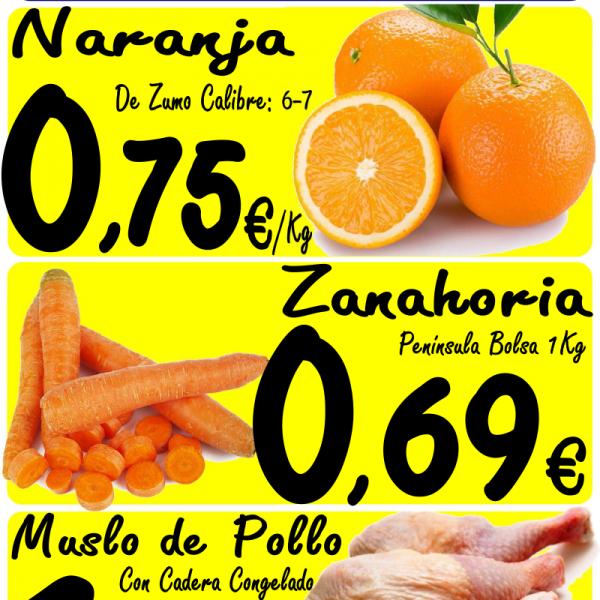 Padilla Supermercados, en el Centro Comercial Atlántico Fuerteventura,