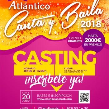Cartel DinA4 casting acyb2018