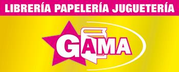 Papelería Librería Gama